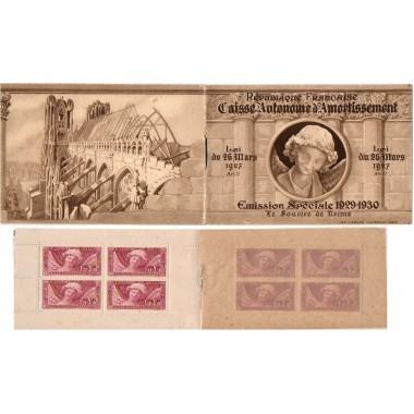 Carnet Commemoratif 0256 C1