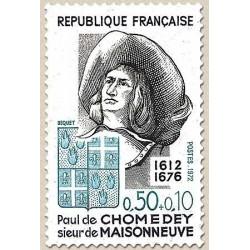 FR N° 1706 Neuf Luxe