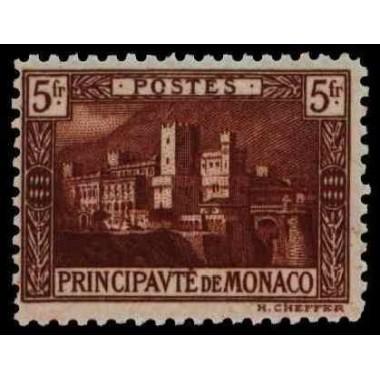 Monaco Neuf ** N° 0062