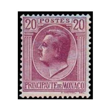 Monaco Neuf ** N° 0078
