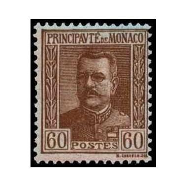 Monaco Neuf ** N° 0088