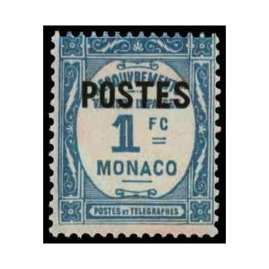 Monaco Neuf ** N° 0150