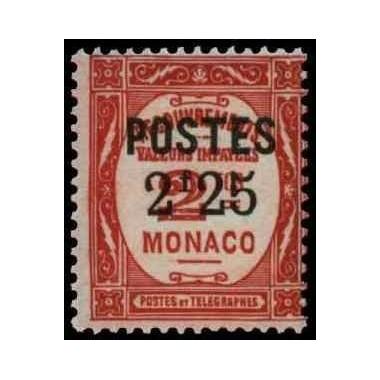 Monaco Neuf ** N° 0152