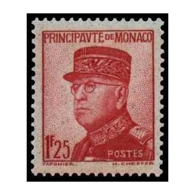 Monaco Neuf ** N° 0163