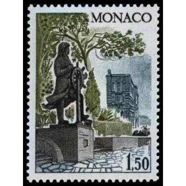 Monaco Neuf ** N° 1216