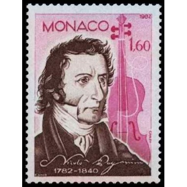 Monaco Neuf ** N° 1344