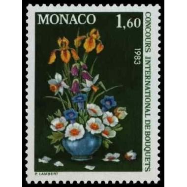 Monaco Neuf ** N° 1349