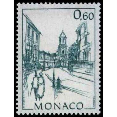 Monaco Neuf ** N° 1511