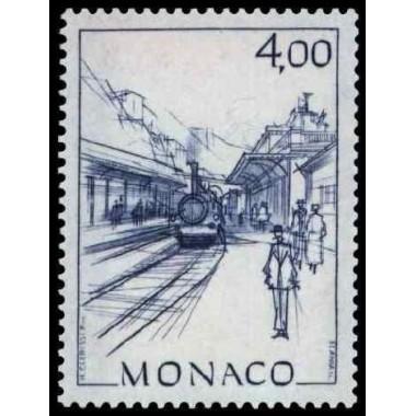 Monaco Neuf ** N° 1517