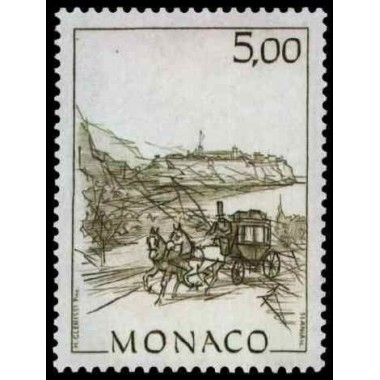 Monaco Neuf ** N° 1518