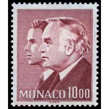 Monaco Neuf ** N° 1519