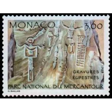 Monaco Neuf ** N° 1666