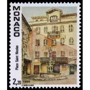 Monaco Neuf ** N° 1670