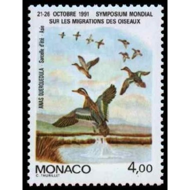 Monaco Neuf ** N° 1756
