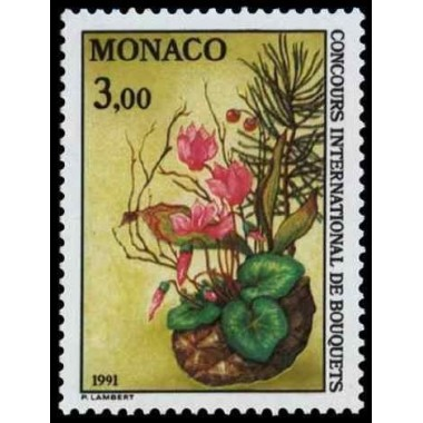 Monaco Neuf ** N° 1759