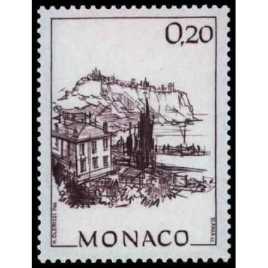 Monaco Neuf ** N° 1762