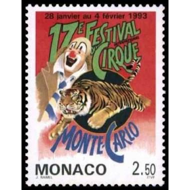 Monaco Neuf ** N° 1854