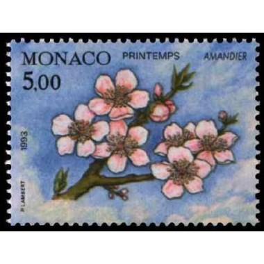 Monaco Neuf ** N° 1864
