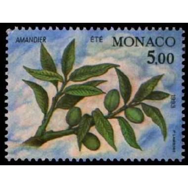 Monaco Neuf ** N° 1865