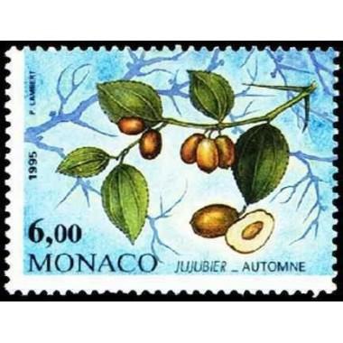 Monaco Neuf ** N° 1977