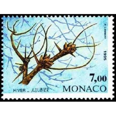 Monaco Neuf ** N° 1978