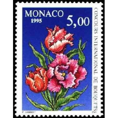 Monaco Neuf ** N° 1981