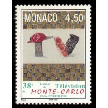 Monaco Neuf ** N° 2146