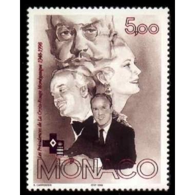 Monaco Neuf ** N° 2147