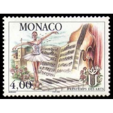 Monaco Neuf ** N° 2150