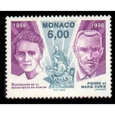 Monaco Neuf ** N° 2151