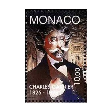 Monaco Neuf ** N° 2156