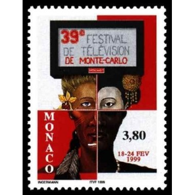 Monaco Neuf ** N° 2189