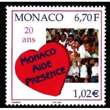 Monaco Neuf ** N° 2191