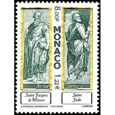 Monaco Neuf ** N° 2236