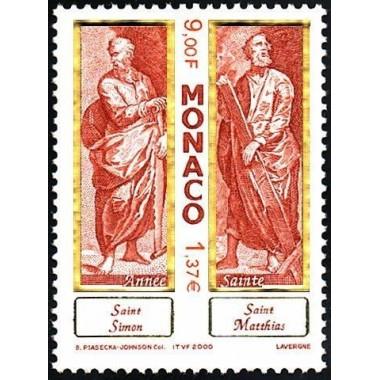 Monaco Neuf ** N° 2237