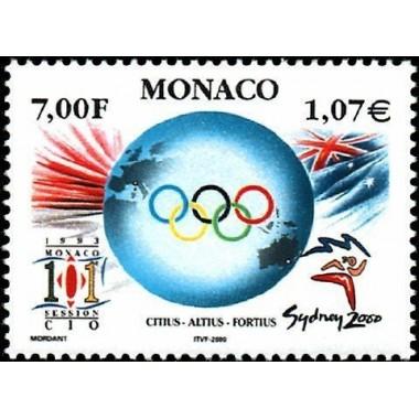 Monaco Neuf ** N° 2239