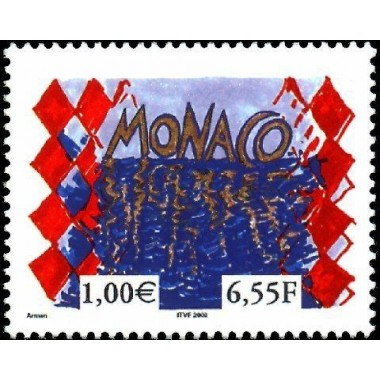 Monaco Neuf ** N° 2241
