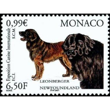 Monaco Neuf ** N° 2296
