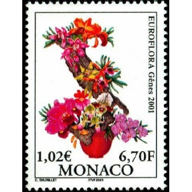 Monaco Neuf ** N° 2297