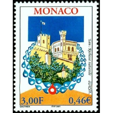 Monaco Neuf ** N° 2298