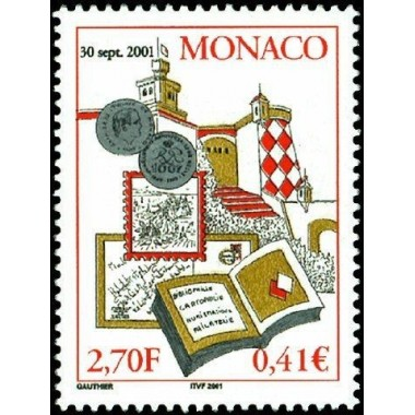 Monaco Neuf ** N° 2306