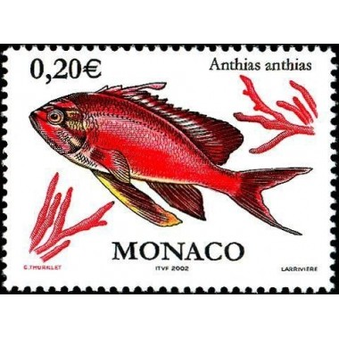 Monaco Neuf ** N° 2328