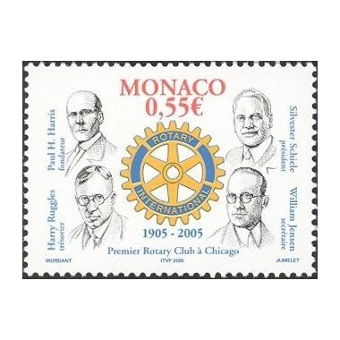Monaco Neuf ** N° 2479
