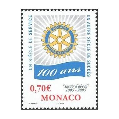 Monaco Neuf ** N° 2480