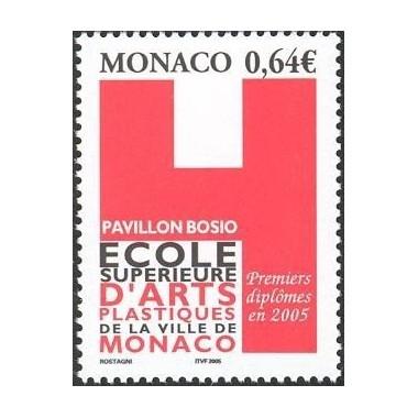 Monaco Neuf ** N° 2483