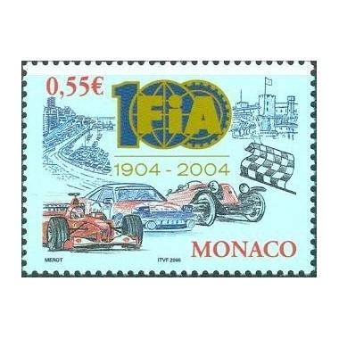 Monaco Neuf ** N° 2485