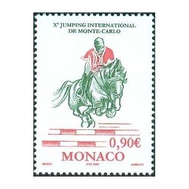 Monaco Neuf ** N° 2486