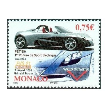 Monaco Neuf ** N° 2487