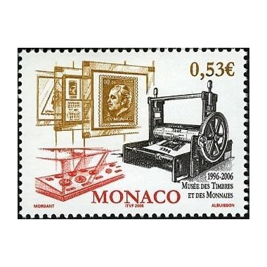 Monaco Neuf ** N° 2531