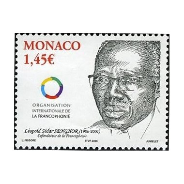 Monaco Neuf ** N° 2533